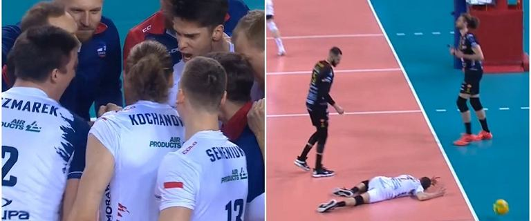 """""""Zmiażdżeni!"""", """"Co za lanie!"""" Włosi rozpaczają po koncercie ZAKSY w Lidze Mistrzów"""