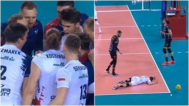 ZAKSA Kędzierzyn-Koźle pokonała Cucine Lube Civitanova w pierwszym meczu ćwierćfinałowym siatkarskiej Ligi Mistrzów