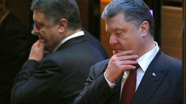 Szczyt W Mińsku. Petro Poroszenko