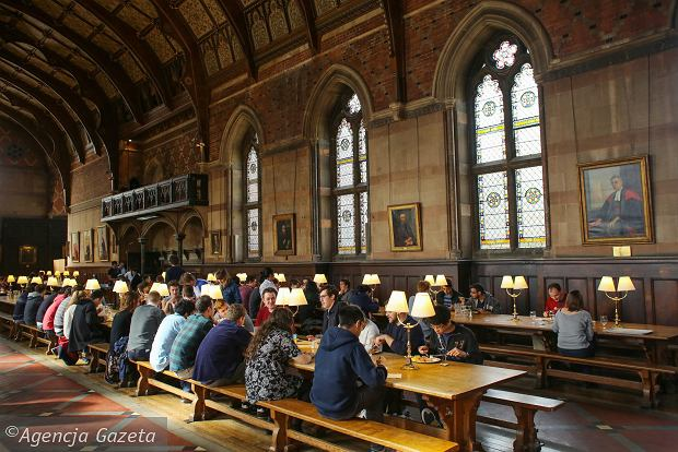 Uniwersytet w Oxfordzie
