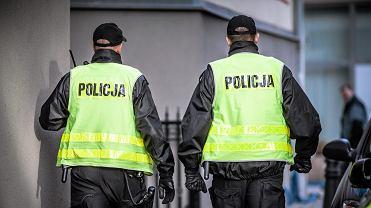 Krotoszyn. Agresywny mężczyzna zmarł w czasie interwencji policji. Wcześniej dostał środki uspokajające (zdjęcie ilustracyjne)