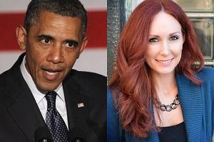 Barack Obama, Shannon Richardson.
