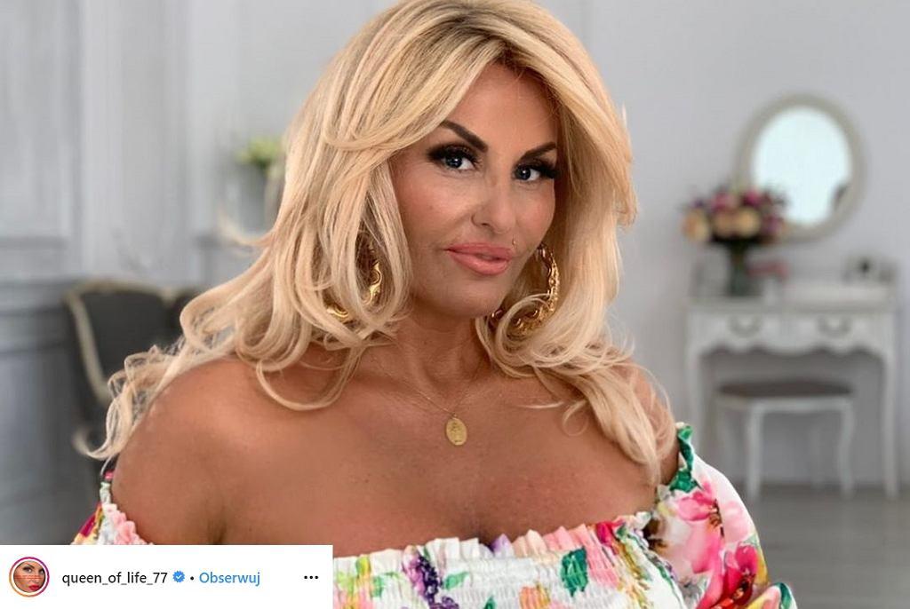 Dagmara Kaźmierska już tak nie wygląda. Nowa fryzura 'królowej życia' zaskoczyła fanów