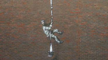 Mural Banksy'ego