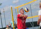 Koczan Beach Volleyball. Legendy AZS zagrały na piasku