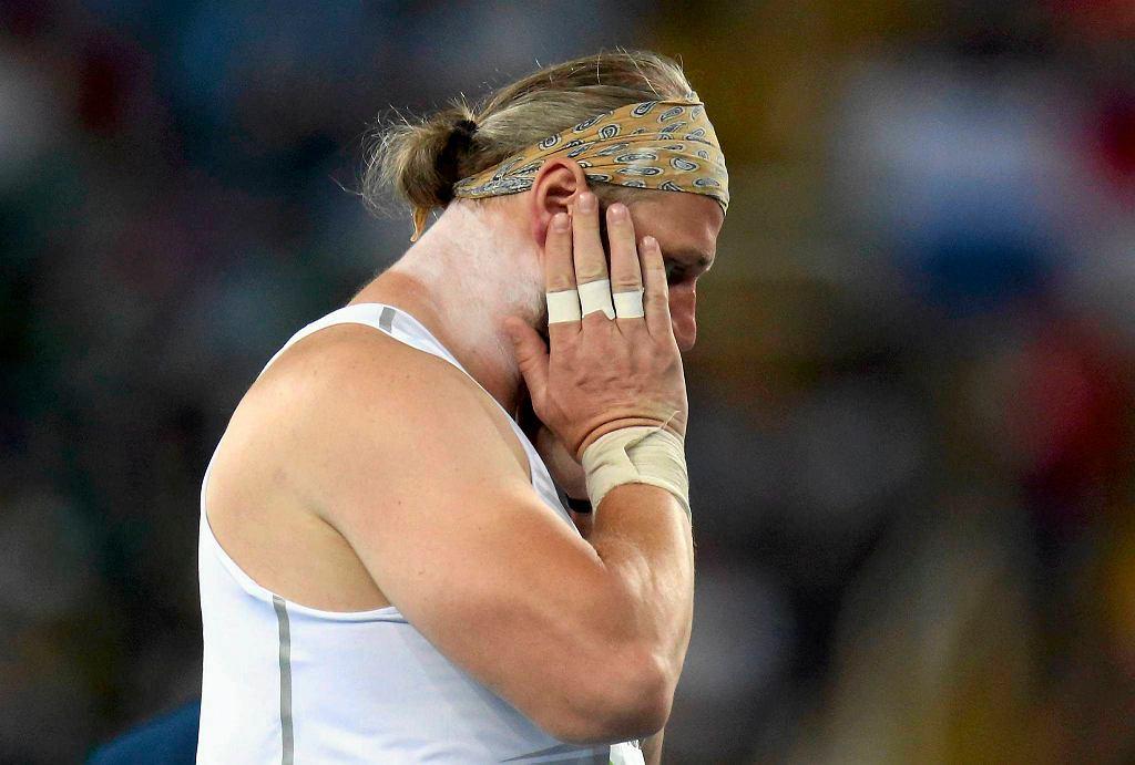 Tomasz Majewski zajął szóste miejsce w finale pchnięcia kulą na igrzyskach w Rio