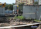 Bomba o wadze 200 kg na terenie budowy galerii w Głogowie usunięta [ZDJĘCIA]