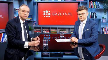 Władysław Teofil Bartoszewski w Poranku Gazeta.pl