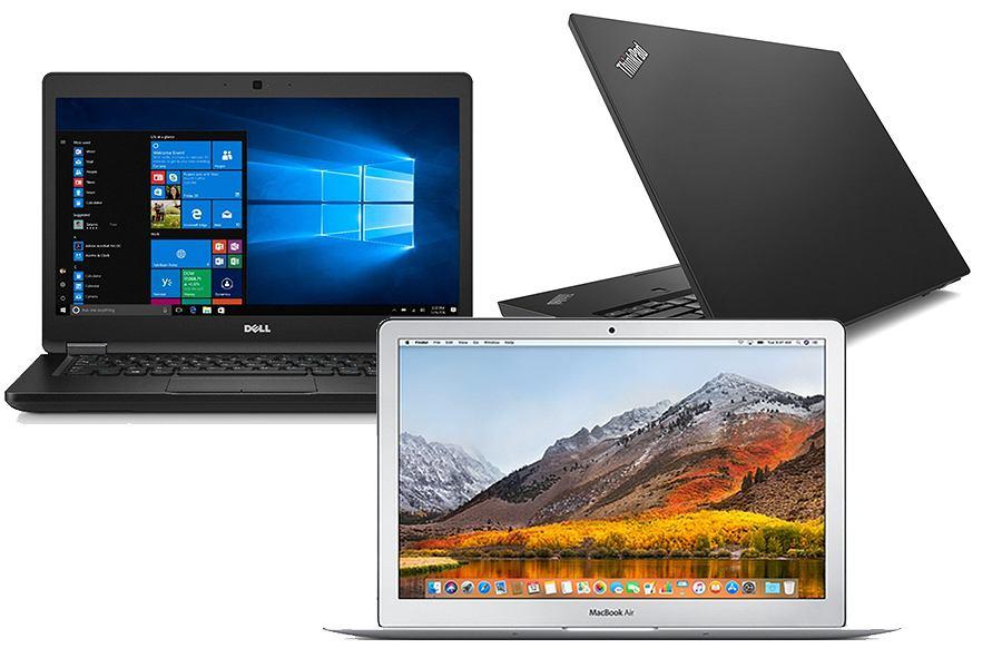 Laptopy biznesowe ważące poniżej 2 kg