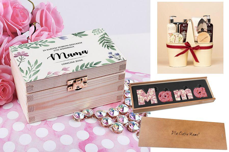 Dzień Matki - personalizowane prezenty