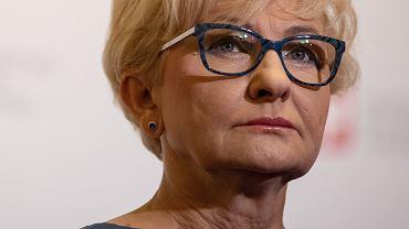 Iwona Michałek, wiceminister rodziny