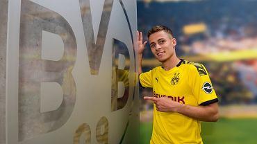 Thorgan Hazard zawodnikiem Borussii Dortmund