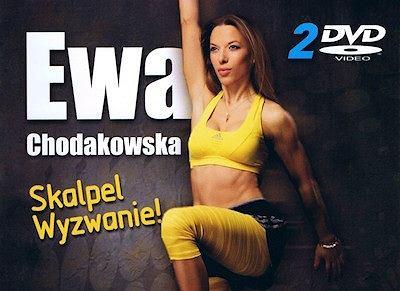 Skalpel - zestaw ćwiczeń od Ewy Chodakowskiej pomoże ci wysmuklić ciało.