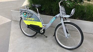 Rower miejski 4G