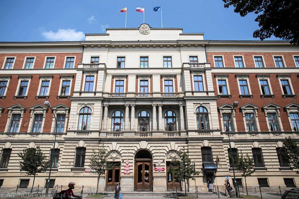 Małopolski Urząd Wojewódzki przy ul. Basztowej