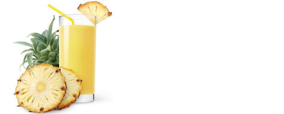 Ananas w stylu hawajskim.