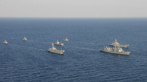 Zespół polskich okrętów wojennych
