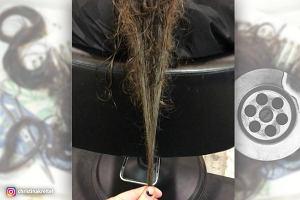 """Fryzjerka pokazała, z czym borykają się świeżo upieczone mamy. """"Mój brodzik jest cały we włosach"""""""