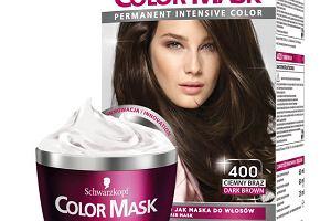 Color Mask - farba do włosów w formie maski