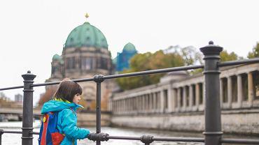 W Berlinie w tym tygodniu do szkół wrócili uczniowie szkół podstawowych