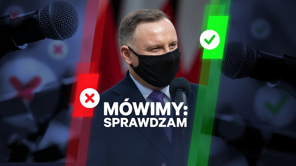Prezydent Andrzej Duda powiedział coś o reaktorach i je pomylił