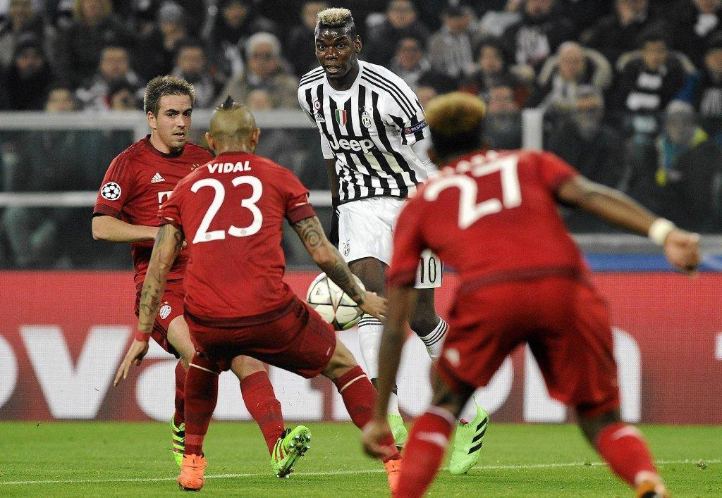 Bayern - Juventus. Transmisja TV, relacja online, stream na żywo