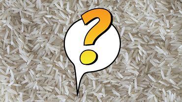 Wiesz, do czego możesz wykorzystać ryż?