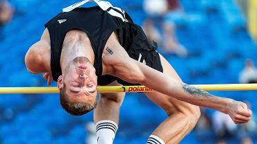 Polski skoczek wzwyż zdyskwalifikowany za doping. Może mu grozić dotkliwsza kara