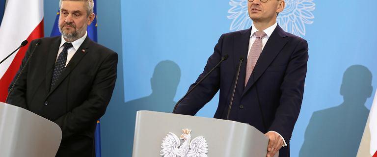 Premier o wypowiedzi Ardanowskiego: Pan minister uznał ją za niefortunną