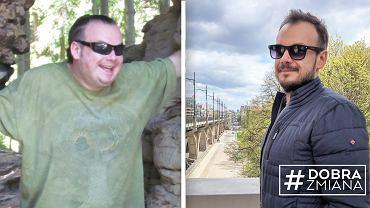 Jerzy schudł prawie 50 kg.