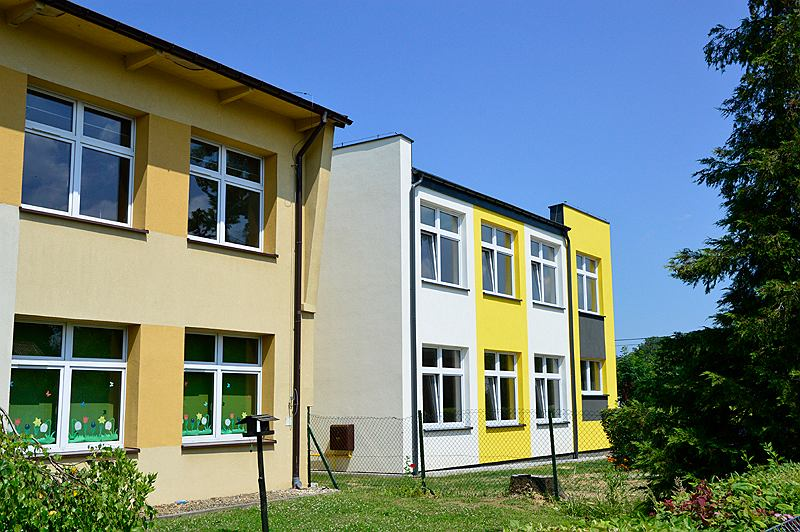 Zdjęcie numer 2 w galerii - Szkoła była za mała, urząd musiał ją rozbudować. To efekt reformy edukacji