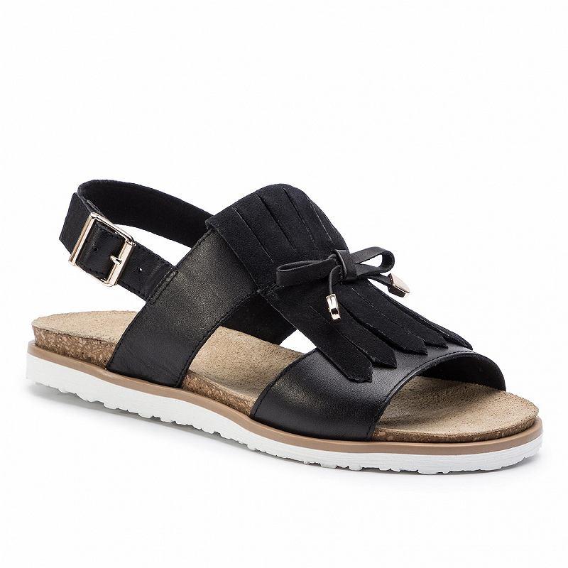 Sandały płaskie Lasocki
