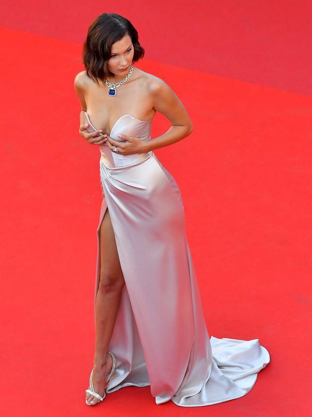Bella Hadid na Festiwalu Filmowym w Cannes