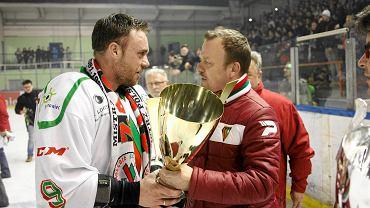 Zwycięstwie 9:1 w piątym meczu z Nestą Toruń dało Zagłębiu Sosnowiec upragniony awans do ekstraligi