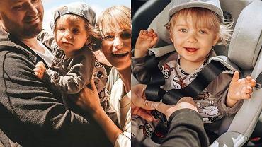 Anita i Adrian ze 'Ślubu od pierwszego wejrzenia' z synem