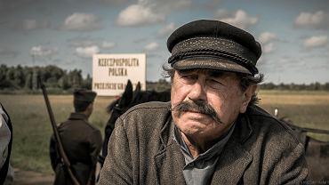 Janusz Gajos w filmie 'Kamerdyner'