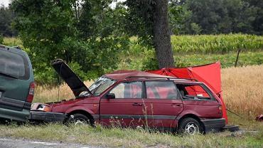 Wypadek w Horodyszczu. Nie żyje 14-letnia dziewczyna
