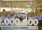 Dacia/Renault Duster | Już milion egzemplarzy