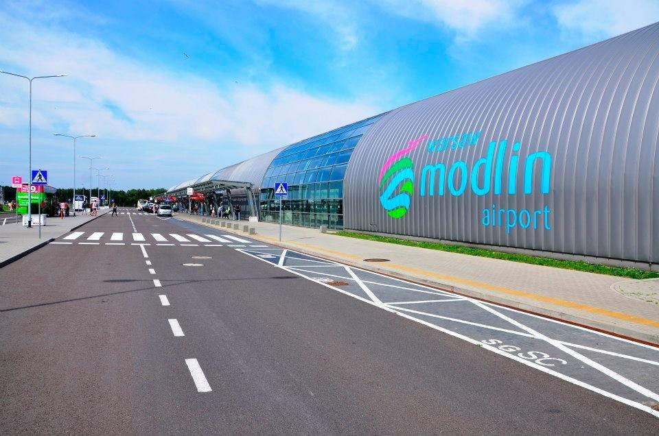 Lotnisko Modlin