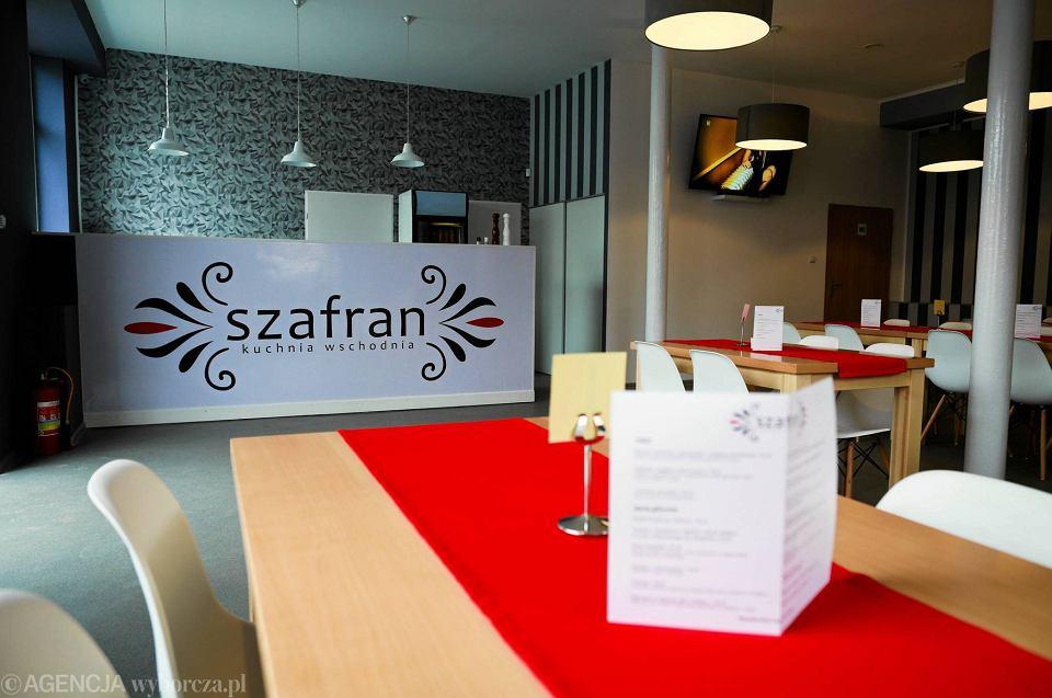 Restauracja Szafran Ukrainska Kuchnia I Smaki Wschodu