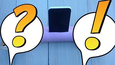 Ten prosty głośnik do smartfona zrobisz we własnym domu