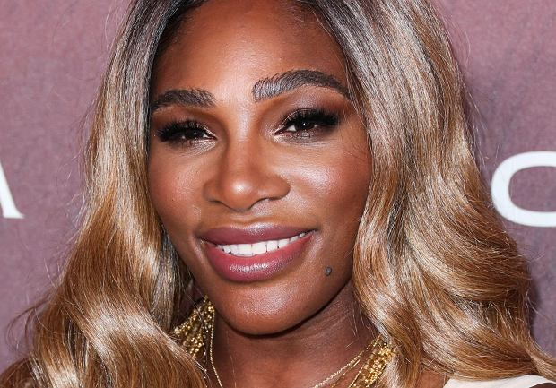 Serena Willams na imprezie Sports Illustrated