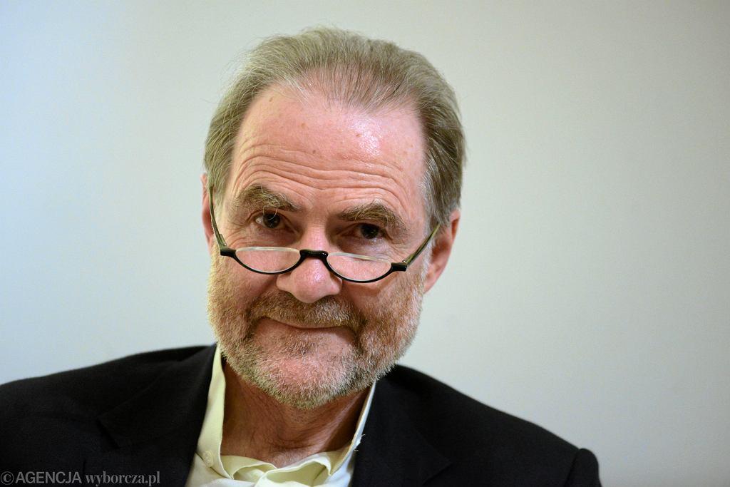 Prof. Timothy Garton Ash. Warszawa, 3 czerwca 2019