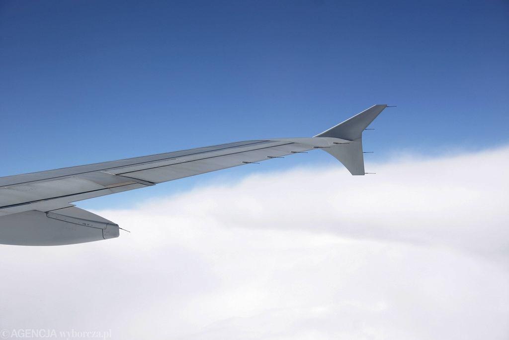 Austrian Airlines odwołała lot do Moskwy