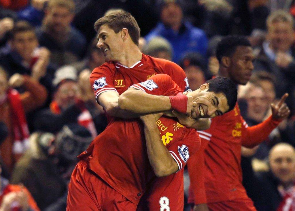 Radość graczy Liverpoolu
