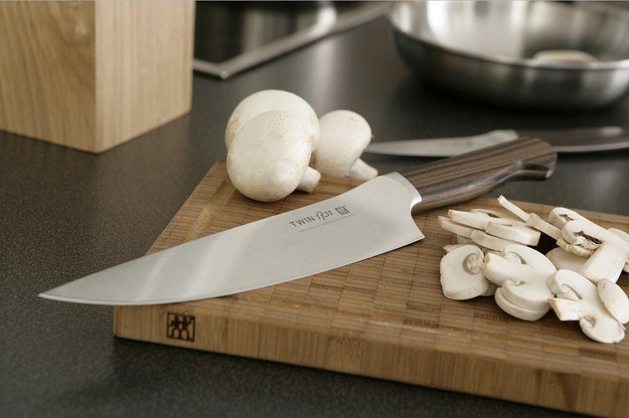 Noże Kuchenne Marki Zwilling świetna Jakość I Elegancki