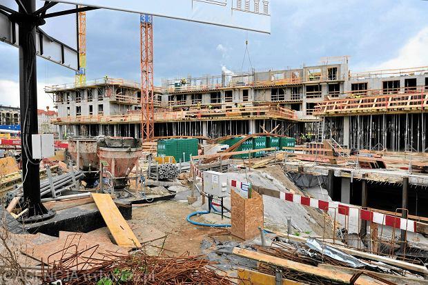 Budowa we Wrocławiu