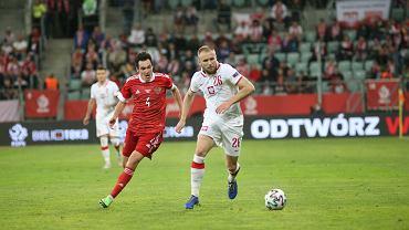 1.06.2021, Wrocław, mecz towarzyski Polska-Rosja