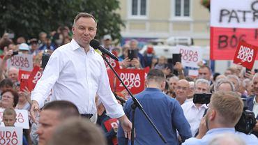 Duda apeluje do Koalicji Polskiej, PSL i Konfederacji o spotkanie. PSL na to: Tonący zaczyna brzytwy się chwytać