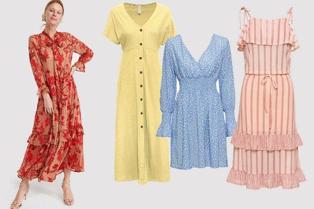 Sukienki, które nadadzą sylwetce kształtu